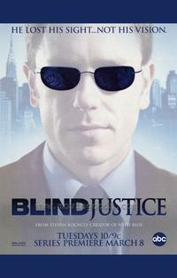 Blind Justice - 27 x 40 TV Poster - Style A