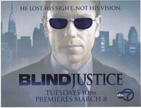 Blind Justice - 27 x 40 TV Poster - Style B