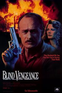 Blind Vengeance - 11 x 17 Movie Poster - Style A