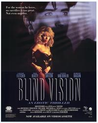 Blind Vision - 27 x 40 Movie Poster - Style A