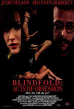 Blindfold: Acts of Obsession - 11 x 17 Movie Poster - Style A
