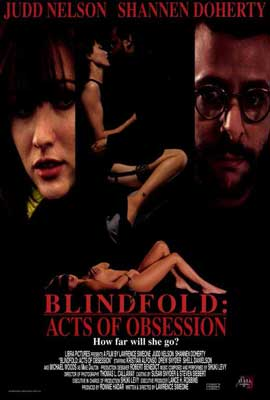 Blindfold: Acts of Obsession - 27 x 40 Movie Poster - Style A