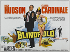 Blindfold - 30 x 40 Movie Poster UK - Style A