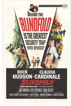 Blindfold - 11 x 17 Movie Poster - Style A