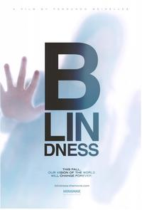 Blindness - 43 x 62 Movie Poster - Bus Shelter Style A