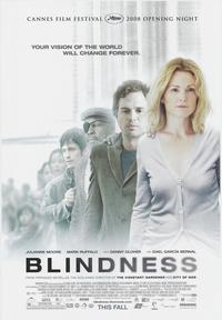Blindness - 43 x 62 Movie Poster - Bus Shelter Style B
