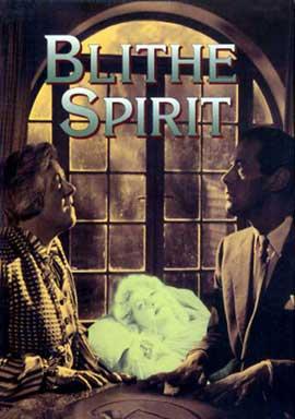 Blithe Spirit - 27 x 40 Movie Poster - Style B