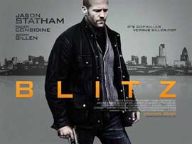 Blitz - 11 x 17 Movie Poster - UK Style A