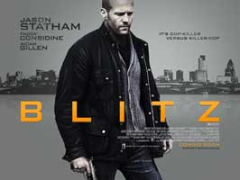 Blitz - 43 x 62 Movie Poster - UK Style A