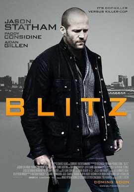 Blitz - 11 x 17 Movie Poster - UK Style B
