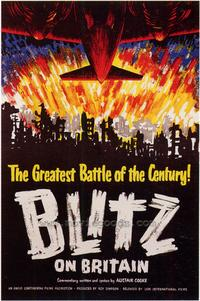 Blitz on Britain - 27 x 40 Movie Poster - Style B