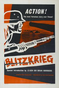 Blitzkrieg - 11 x 17 Movie Poster - Style A