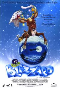 Blizzard - 27 x 40 Movie Poster - Style B