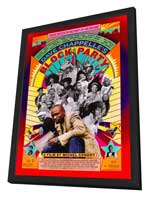 Block Party - 27 x 40 Movie Poster - Style A - in Deluxe Wood Frame