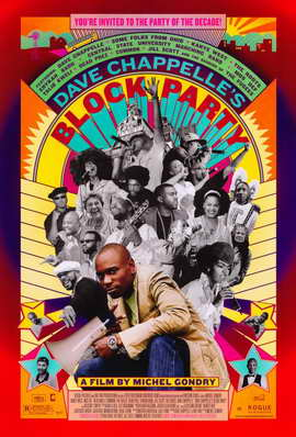 Block Party - 11 x 17 Movie Poster - Style A