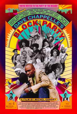 Block Party - 27 x 40 Movie Poster - Style A