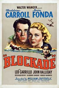 Blockade - 27 x 40 Movie Poster - Style A
