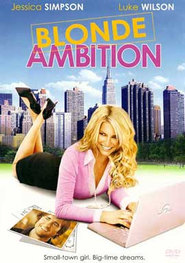 Blonde Ambition - 11 x 17 Movie Poster - Style B