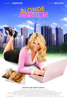 Blonde Ambition - 11 x 17 Movie Poster - Style A