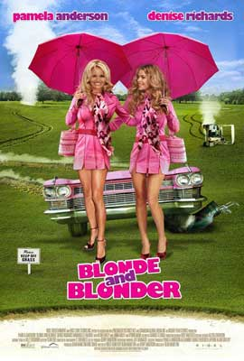 Blonde and Blonder - 11 x 17 Movie Poster - Style A