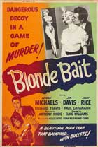 Blonde Bait - 27 x 40 Movie Poster - Style B