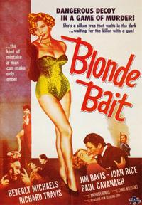Blonde Bait - 43 x 62 Movie Poster - Bus Shelter Style A
