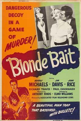 Blonde Bait - 11 x 17 Movie Poster - Style B