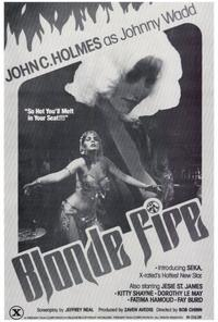 Blonde Fire - 27 x 40 Movie Poster - Style A
