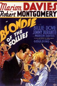 Blondie of the Follies - 11 x 17 Movie Poster - Style A