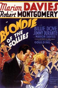 Blondie of the Follies - 43 x 62 Movie Poster - Bus Shelter Style A