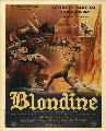 Blondine - 11 x 17 Movie Poster - French Style A