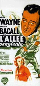 Blood Alley - 11 x 17 Movie Poster - French Style A