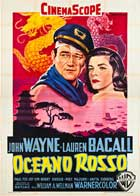 Blood Alley - 11 x 17 Movie Poster - Italian Style A