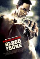 Blood and Bone - 11 x 17 Movie Poster - Style A