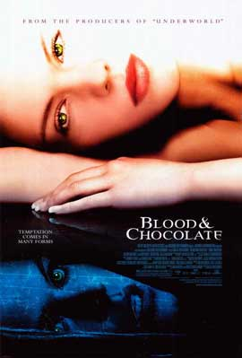 Blood and Chocolate - 11 x 17 Movie Poster - Style A