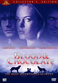 Blood and Chocolate - 11 x 17 Movie Poster - Style B