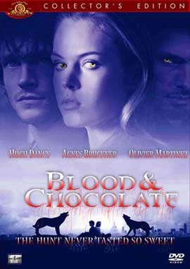 Blood and Chocolate - 27 x 40 Movie Poster - Style B