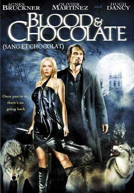 Blood and Chocolate - 11 x 17 Movie Poster - UK Style A