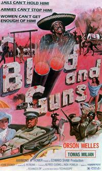 Blood and Guns - 11 x 17 Movie Poster - Style A