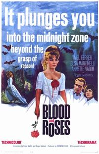 Blood and Roses - 11 x 17 Movie Poster - Style B