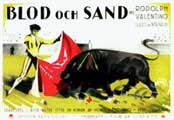 Blood and Sand - 22 x 28 Movie Poster - Spanish Style A