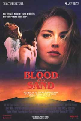 Blood and Sand - 11 x 17 Movie Poster - Style A