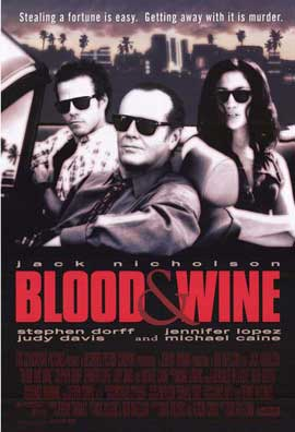 Blood and Wine - 27 x 40 Movie Poster - Style A
