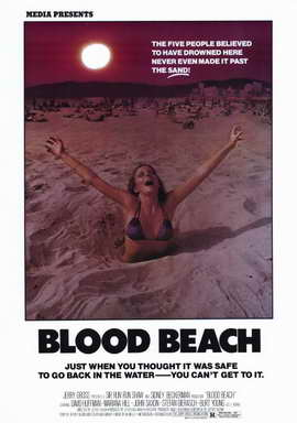 Blood Beach - 11 x 17 Movie Poster - Style A