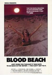Blood Beach - 43 x 62 Movie Poster - Bus Shelter Style A