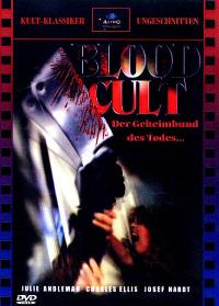 Blood Cult - 11 x 17 Movie Poster - German Style A