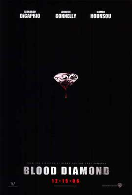 Blood Diamond - 11 x 17 Movie Poster - Style A
