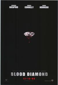 Blood Diamond - 43 x 62 Movie Poster - Bus Shelter Style A