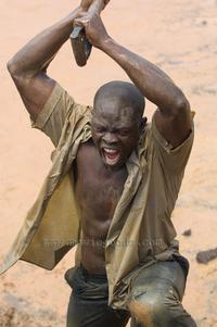 Blood Diamond - 8 x 10 Color Photo #21