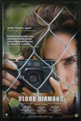 Blood Diamond - 27 x 40 Movie Poster - Style C